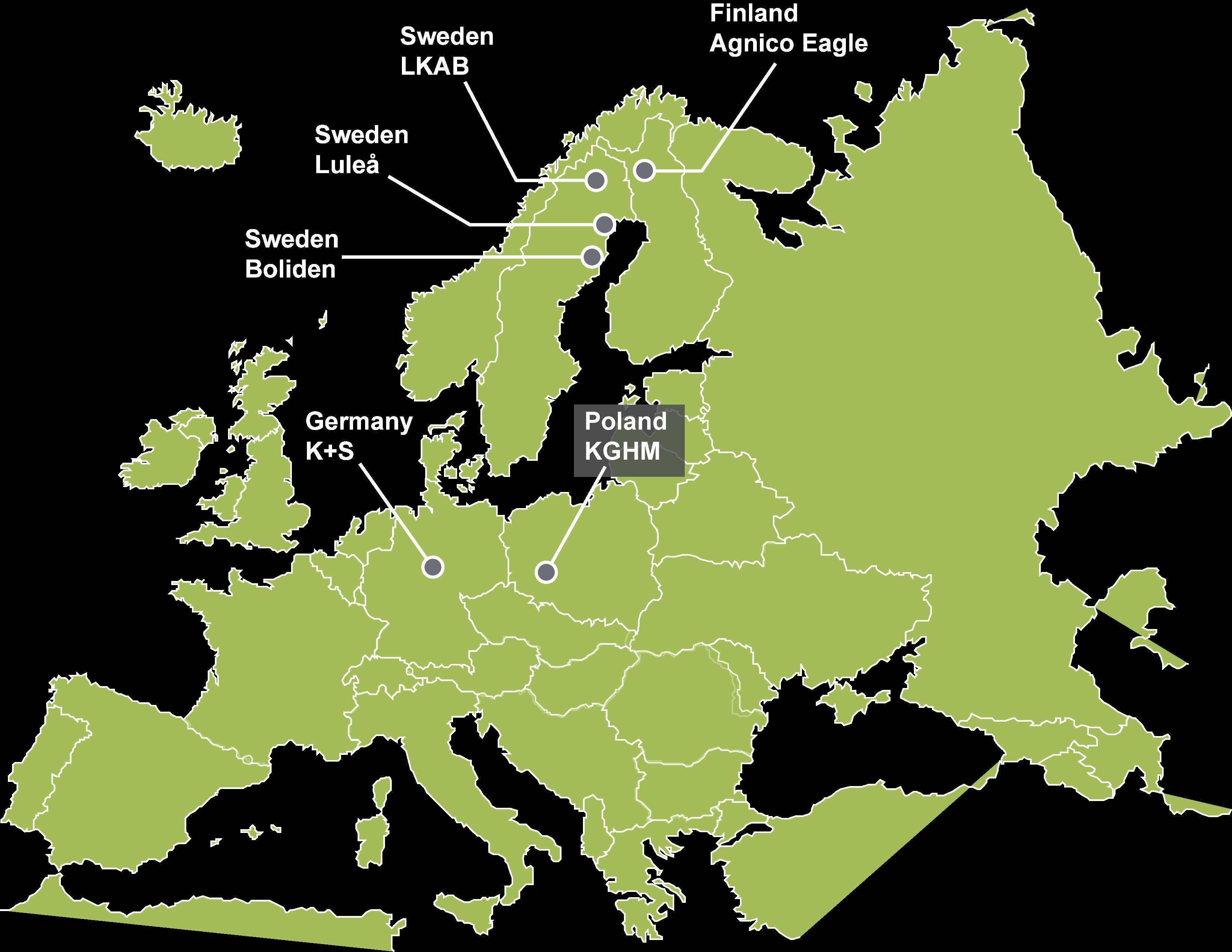 SIMS Mining | European Sustainable Intelligent Mining